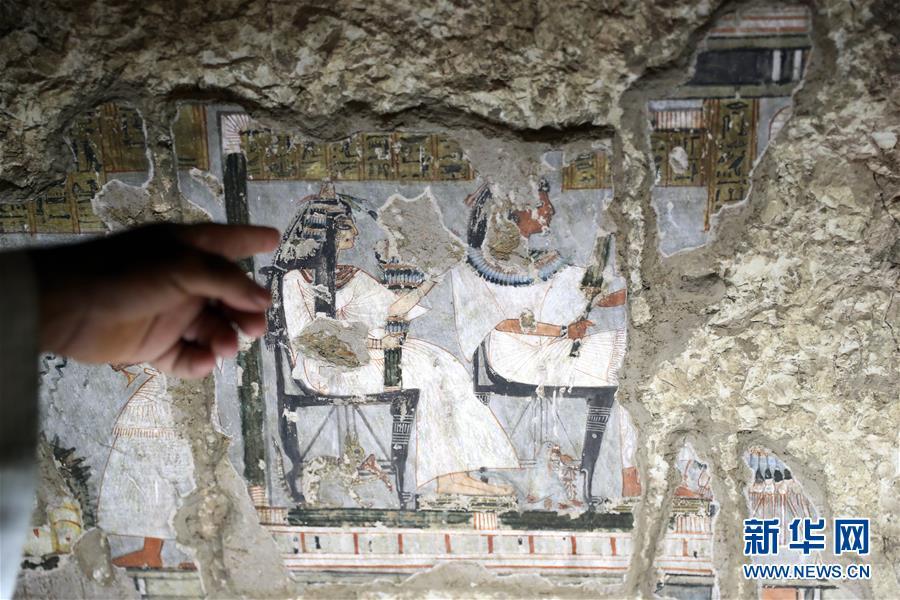 Ai Cập mở cửa 2 ngôi mộ cổ 3.300 tuổi để du khách thỏa sức vào khám phá - hình ảnh 4
