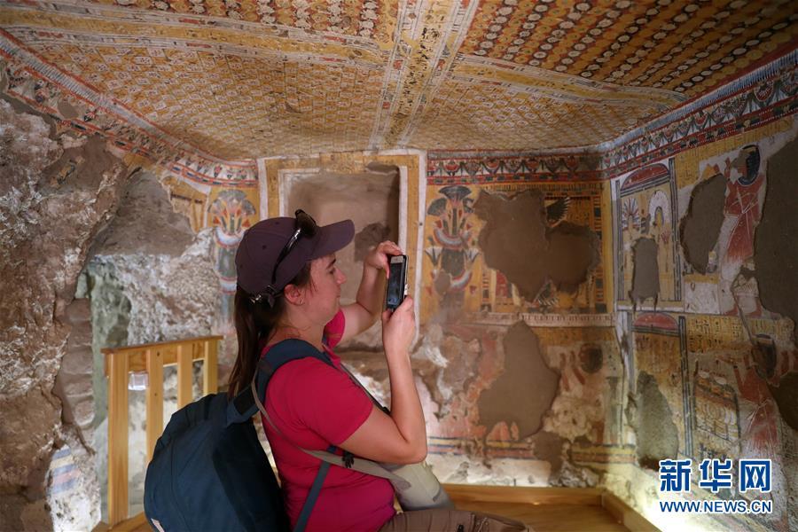 Ai Cập mở cửa 2 ngôi mộ cổ 3.300 tuổi để du khách thỏa sức vào khám phá - hình ảnh 5
