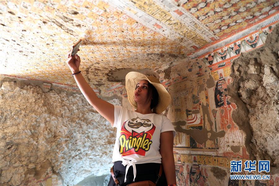 Ai Cập mở cửa 2 ngôi mộ cổ 3.300 tuổi để du khách thỏa sức vào khám phá - hình ảnh 8