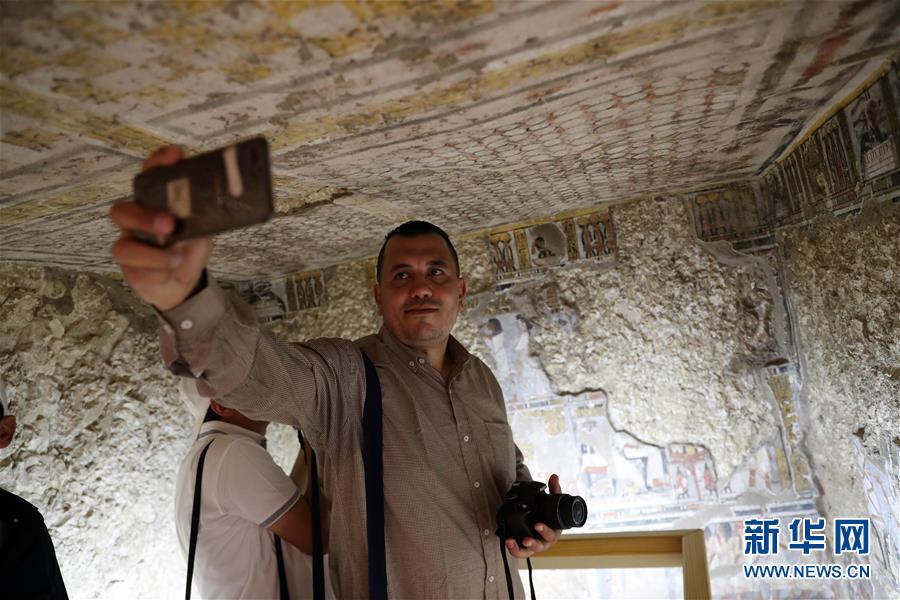 Ai Cập mở cửa 2 ngôi mộ cổ 3.300 tuổi để du khách thỏa sức vào khám phá - hình ảnh 7