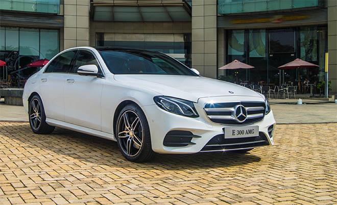 Bảng giá xe Mercedes E Class 2019 mới nhất - Mercedes E300 đã quay trở lại! - 6