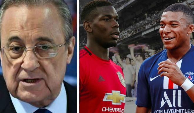 """Ông trùm"" Real tuyên bố mua 1 siêu sao Pháp: Zidane sắp có Pogba hay Mbappe? - 1"