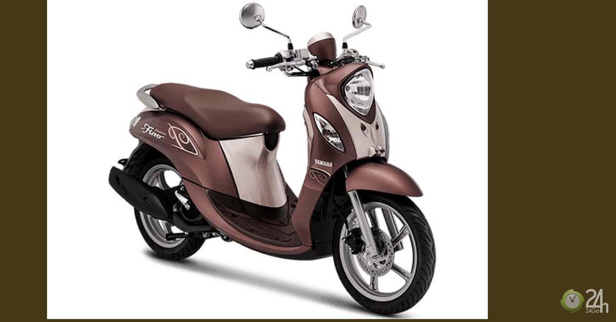 Yamaha Fino 2020: Màu sắc tươi mới, giá cả phải chăng