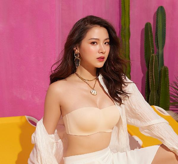 Baifern Pimchanok xinh đẹp trong loạt ảnh quảng cáo thời trang - 2
