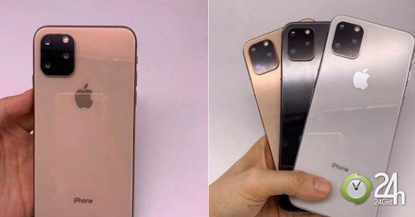 SỐC: Apple chưa bán ra, đã có người Việt Nam sở hữu iPhone 11 Pro Max-Thời trang Hi-tech