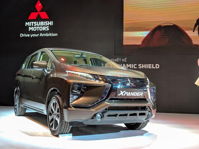 Mitsubishi Xpander sắp được lắp ráp tại Việt Nam - 1