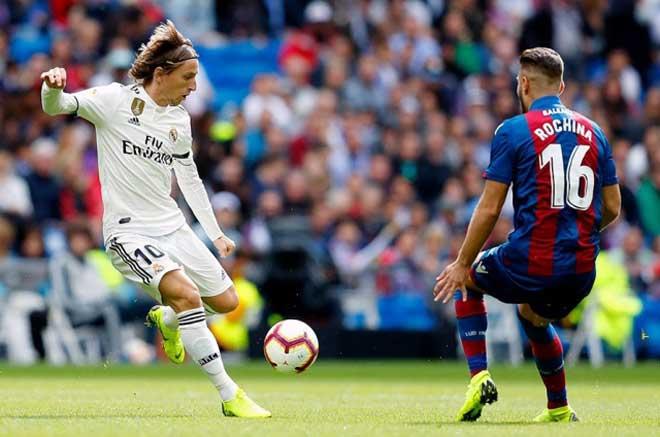 Nhận định bóng đá Real Madrid – Levante: Hazard tái xuất, hóng chờ cuồng phong (Vòng 4 La Liga) - 1