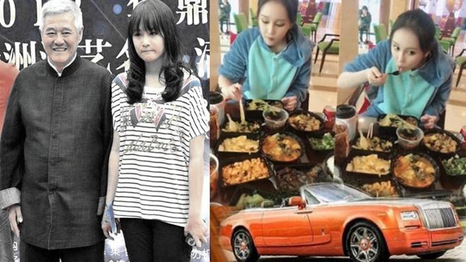 Con gái danh hài giàu nhất Trung Quốc gây sốc khi xuất hiện với hàng trăm vệ sĩ - 6