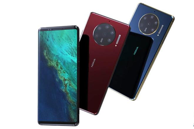 Ngắm vẻ đẹp lỗng lẫy của ý tưởng thiết kế Nokia 10 PureView - 6