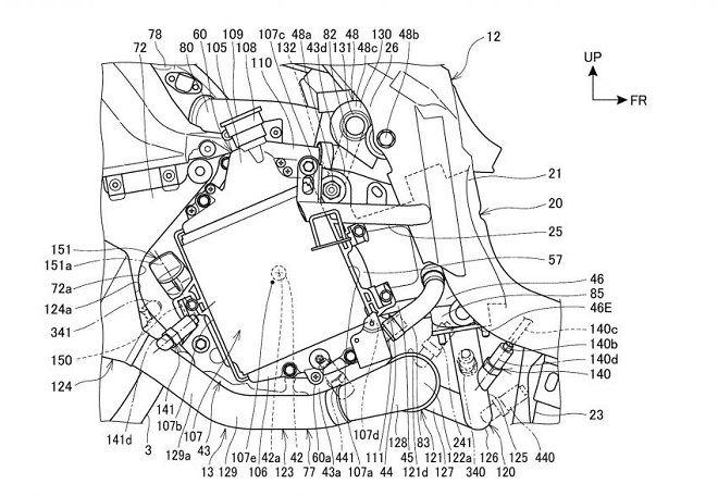Lộ diện động cơ Honda PCX mới, cạnh tranh trực tiếp với Yamaha NMax