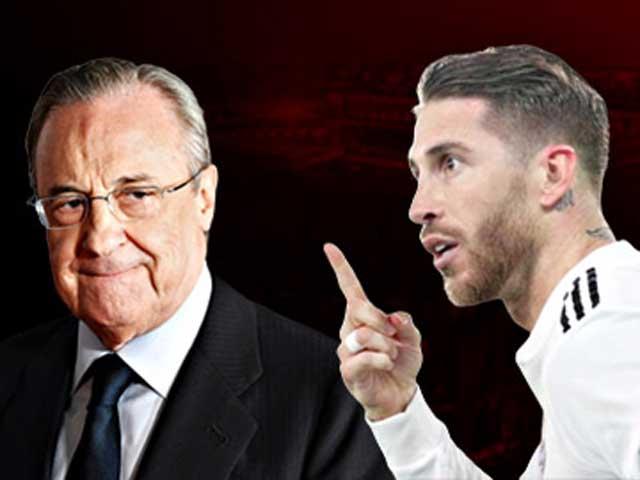 """""""Đại ca"""" Ramos tung yêu sách khiến Perez nóng mặt: Đòi lương cao hơn Hazard, Bale - 1"""