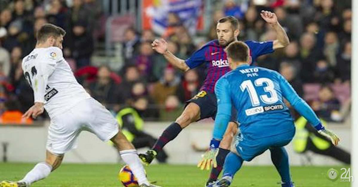 Trực tiếp bóng đá Barcelona - Valencia: Khỏa lấp bóng dáng Messi