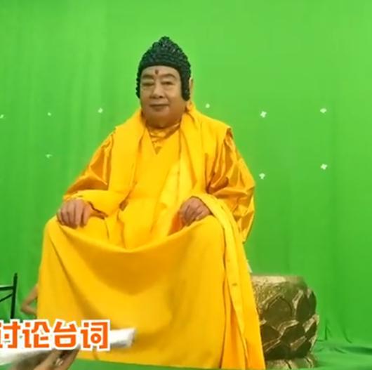 """""""Phật Tổ Như Lai"""" trong Tây Du Ký 1986 bất ngờ tái xuất ở tuổi 80 khiến fan kinh ngạc - 2"""