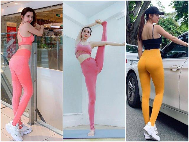 Gu ăn mặc đi đâu cũng nổi bật của Hoa hậu Du lịch Huỳnh Vy - 11