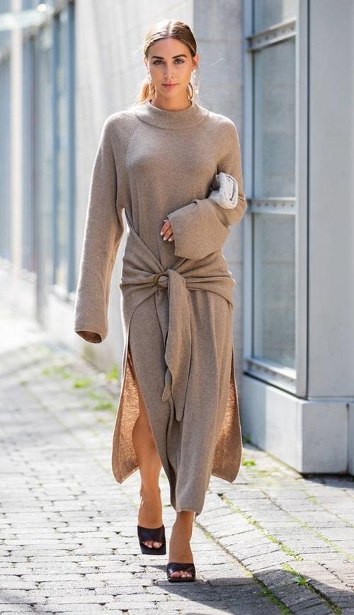 4 mẫu váy duyên dáng nhất định phải có trong mùa thu - 2