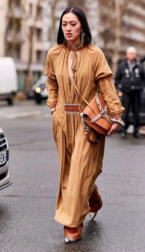 4 mẫu váy duyên dáng nhất định phải có trong mùa thu - 5