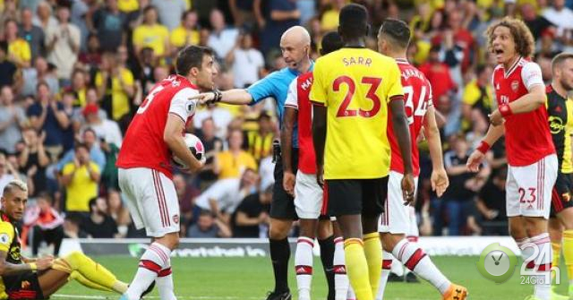 Bi hài Arsenal lỡ cơ hội vượt mặt MU: Emery đổ tại đội bét bảng quá mạnh-Bóng đá 24h