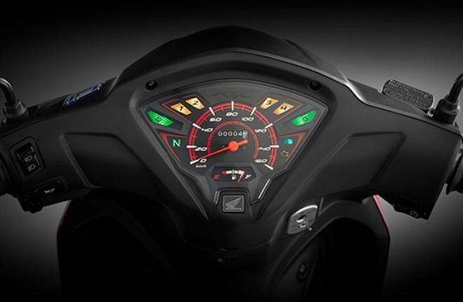 Bảng giá xe số Honda tháng 9/2019: Wave RSX mới đang gây sốt - 3