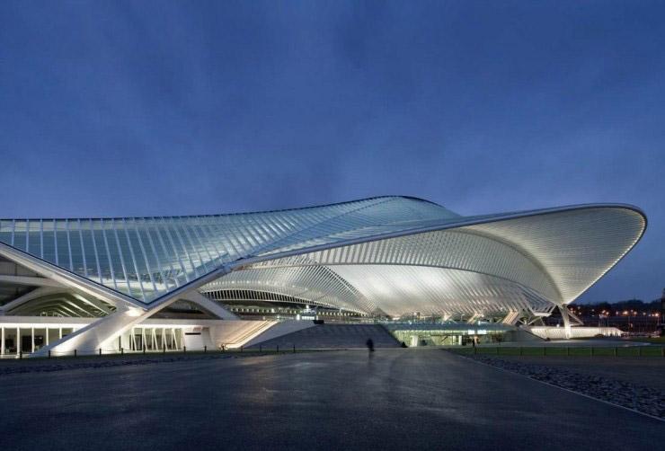 """Những tòa nhà """"đến từ tương lai"""" có kiến trúc cực kỳ bắt mắt - 1"""