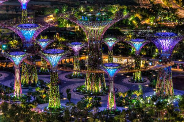 """Những tòa nhà """"đến từ tương lai"""" có kiến trúc cực kỳ bắt mắt - 8"""