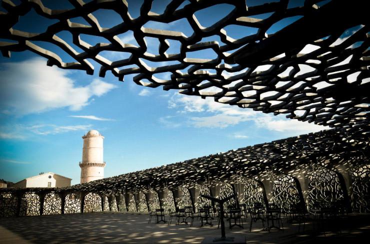 """Những tòa nhà """"đến từ tương lai"""" có kiến trúc cực kỳ bắt mắt - 4"""