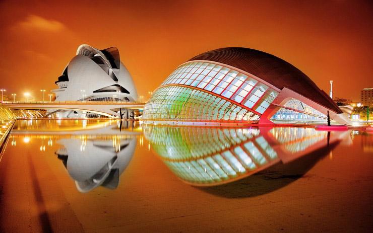 """Những tòa nhà """"đến từ tương lai"""" có kiến trúc cực kỳ bắt mắt - 3"""