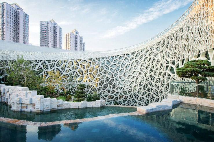 """Những tòa nhà """"đến từ tương lai"""" có kiến trúc cực kỳ bắt mắt - 11"""