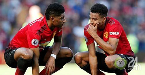 """Solskjaer """"sấy tóc"""" Rashford & Lingard vì tương lai MU: Chạnh lòng nhìn SAO U21 Chelsea-Bóng đá 24h"""