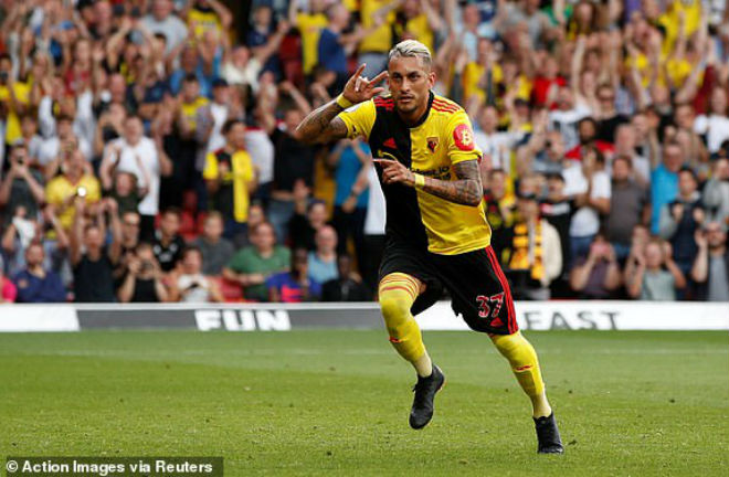Video highlight trận Watford - Arsenal: Ngược dòng kỳ tích, phần thưởng bất ngờ (Vòng 5 Ngoại hạng Anh) - 2