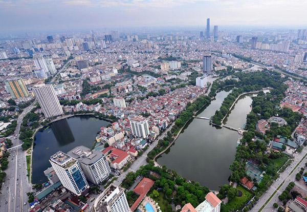 Vượng khí bồi tụ, bất động sản phía Đông tỏa sáng - 2