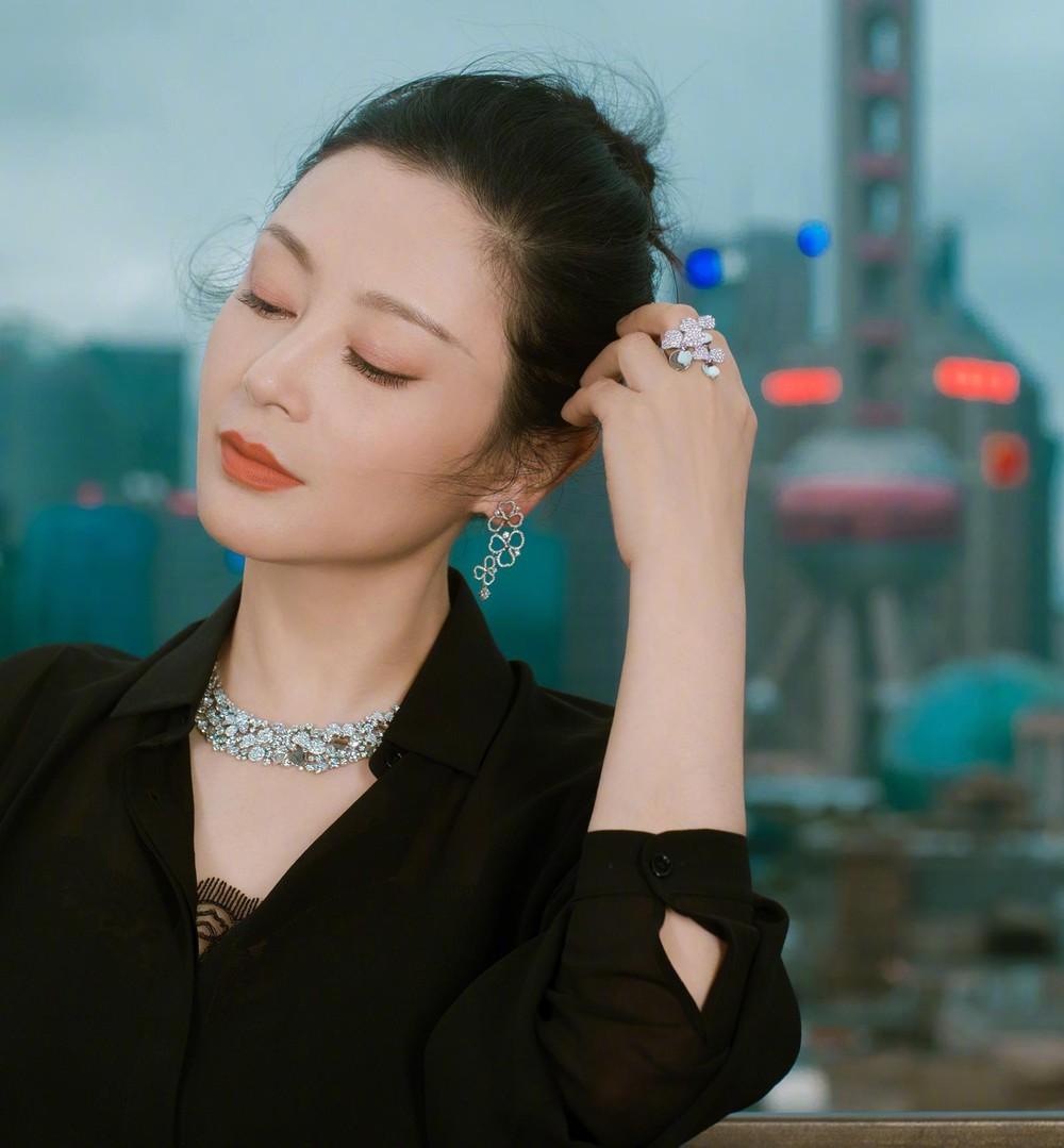 """Ngũ đại mỹ nhân mới xứ Trung: Dung nhan """"Tây Thi"""", """"Điêu Thuyền"""" thời hiện đại - 5"""