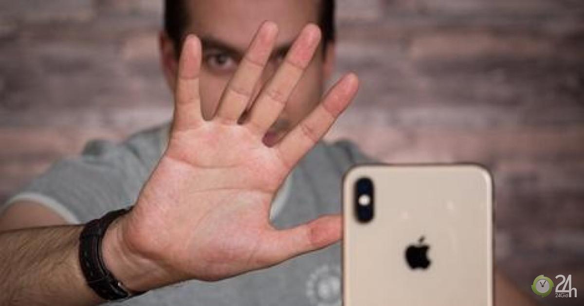 Apple đăng ký bản quyền công nghệ quét tĩnh mạch lòng bàn tay-Công nghệ thông tin