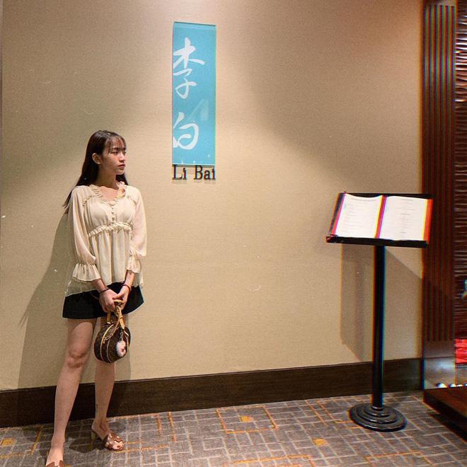 """Ái nữ của đại gia Minh Nhựa: """"Chỉ thích mặc đơn giản áo thun, dép lào"""" - 2"""