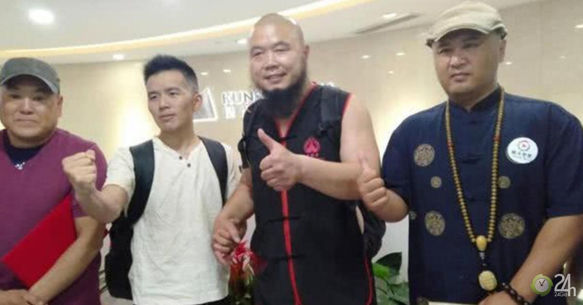 Chấn động võ Trung Quốc: Đệ tử Diệp Vấn 50kg vẫn đấu Lỗ Trí Thâm 90kg