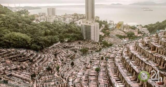 Choáng ngợp thành phố người chết giữa lòng Hong Kong phồn hoa