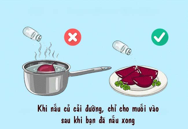 """12 mẹo nấu ăn bất bại giúp nàng vụng mấy cũng """"thành thần"""" - 2"""