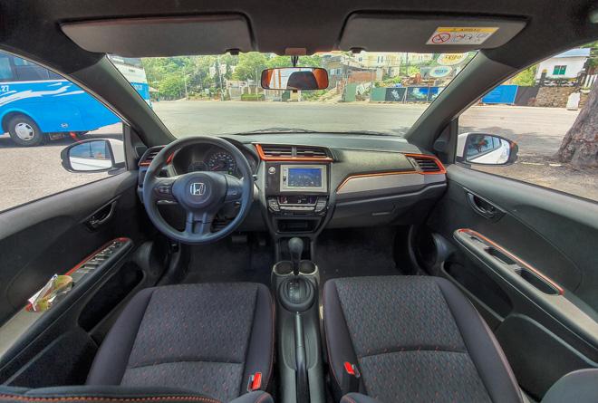 Honda Brio RS khẳng định chất riêng, tiện lợi trong phố - 6
