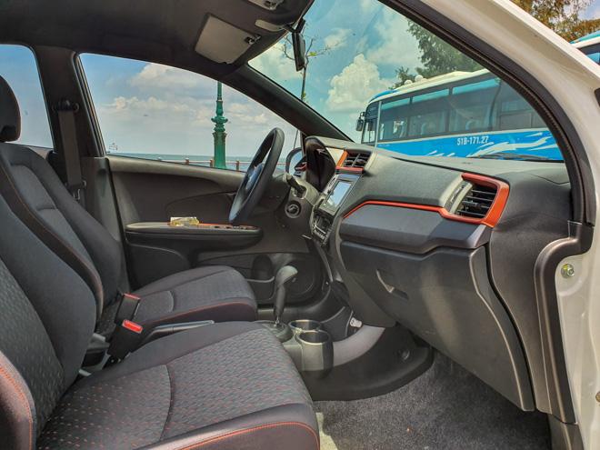 Honda Brio RS khẳng định chất riêng, tiện lợi trong phố - 14