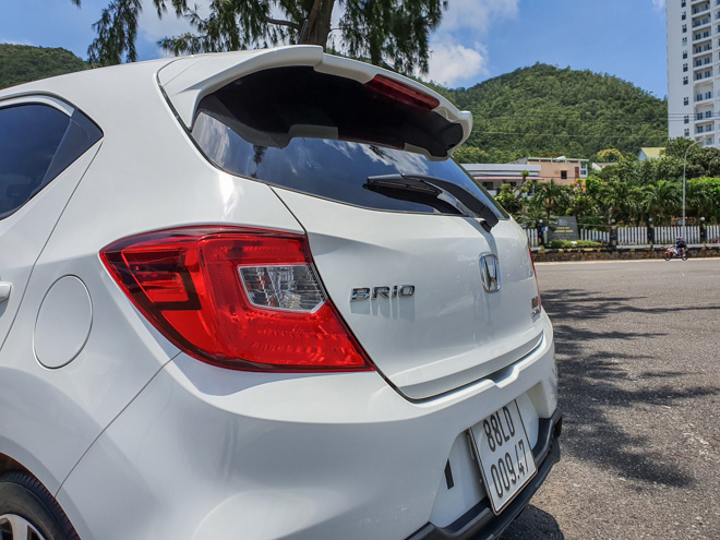 Honda Brio RS khẳng định chất riêng, tiện lợi trong phố - 10
