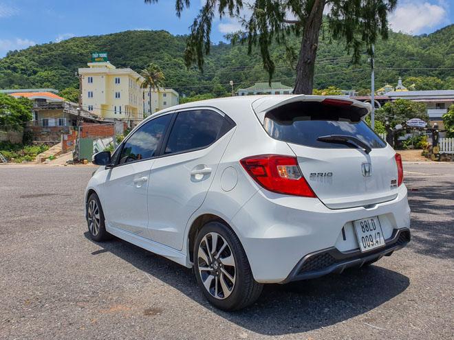 Honda Brio RS khẳng định chất riêng, tiện lợi trong phố - 3
