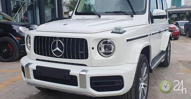 Mercedes-AMG G63 có gì đặc biệt với giá bán hơn 10,6 tỷ đồng