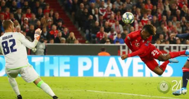 Bayern Munich - Crvena Zvezda: Công phá dữ dội, tam...
