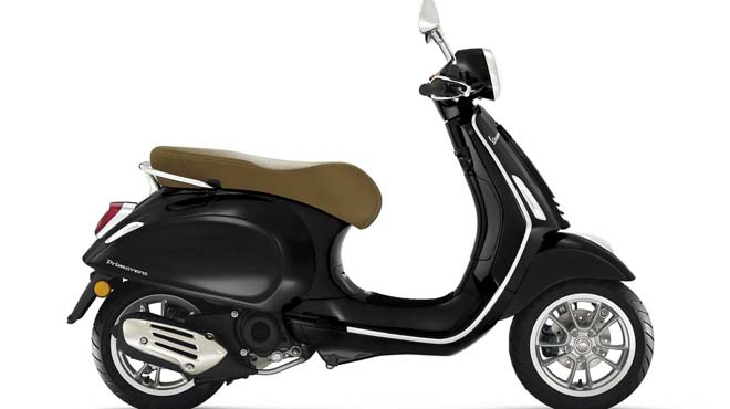 Vespa trình làng xe tay ga  Primavera và Vespa Sprint 50 cc mới - 3