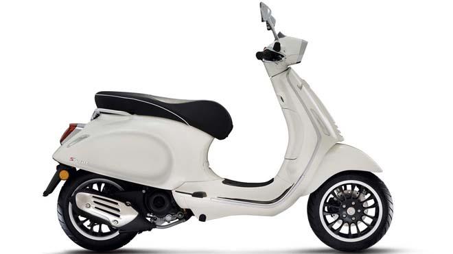 Vespa trình làng xe tay ga  Primavera và Vespa Sprint 50 cc mới - 2