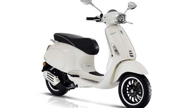 Vespa trình làng xe tay ga  Primavera và Vespa Sprint 50 cc mới - 5