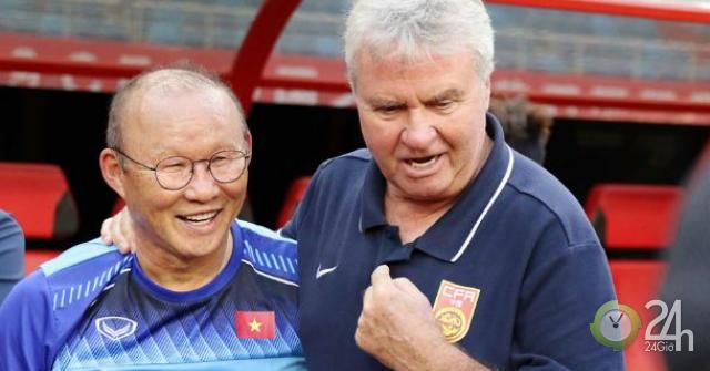 Sốc: Trung Quốc sa thải Phù thủy Hiddink sau khi thua thảm U22 Việt Nam