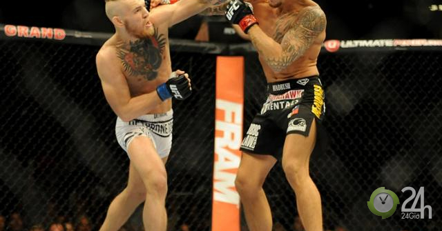 Khẩu chiến UFC: Gã điên McGregor dằn mặt kẻ khiêu khích cực chất