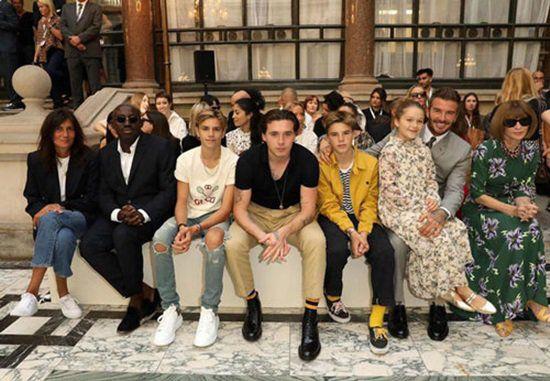 Vợ David Beckham ghen tuông khi thấy ảnh chồng chụp với AngelaBaby? - 5