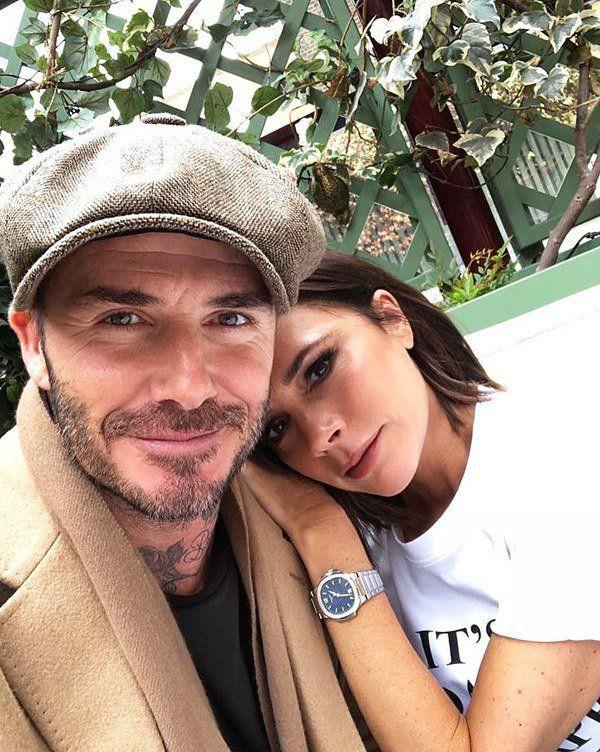 Vợ David Beckham ghen tuông khi thấy ảnh chồng chụp với AngelaBaby? - 6