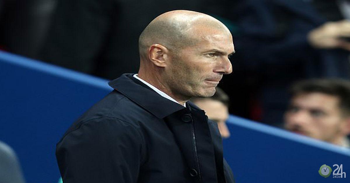 Real Madrid nổi sóng ngầm: Thua thảm PSG, Zidane có sớm bay ghế?